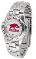 Arkansas Razorbacks Sport Steel Women's Watch