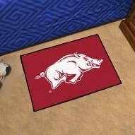 Arkansas Razorbacks Starter Rug