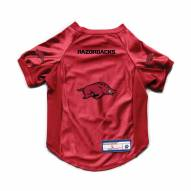 Arkansas Razorbacks Stretch Dog Jersey