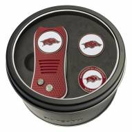 Arkansas Razorbacks Switchfix Golf Divot Tool & Ball Markers