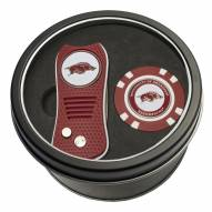 Arkansas Razorbacks Switchfix Golf Divot Tool & Chip