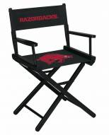 Arkansas Razorbacks Table Height Director's Chair