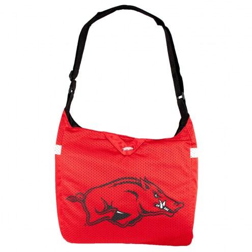 Arkansas Razorbacks Team Jersey Tote