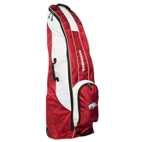 Arkansas Razorbacks Travel Golf Bag