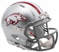 Arkansas Razorbacks Riddell Speed Mini Collectible Football Helmet
