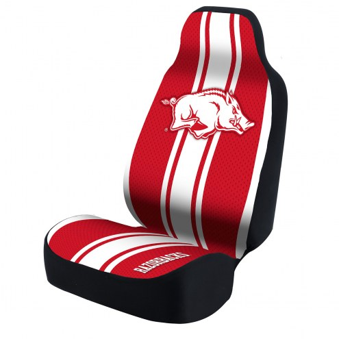 Arkansas Razorbacks Universal Bucket Car Seat Cover