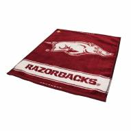 Arkansas Razorbacks Woven Golf Towel