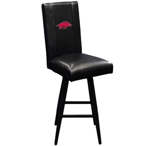 Arkansas Razorbacks XZipit Swivel Bar Stool 2000