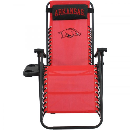 Arkansas Razorbacks Zero Gravity Chair