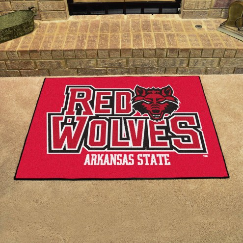 Arkansas State Red Wolves All-Star Mat