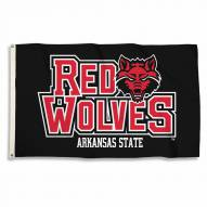 Arkansas State Red Wolves 3' x 5' Flag