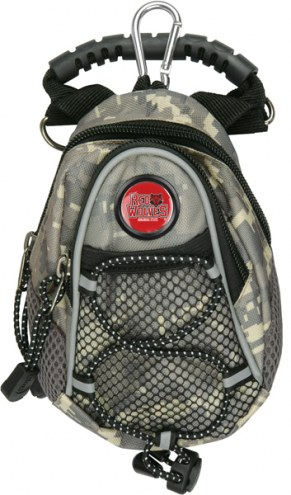 Arkansas State Red Wolves Camo Mini Day Pack