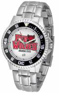 Arkansas State Red Wolves Competitor Steel Men's Watch