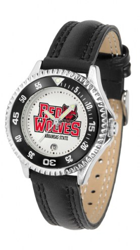 Arkansas State Red Wolves Competitor Women's Watch