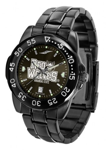 Arkansas State Red Wolves FantomSport Men's Watch