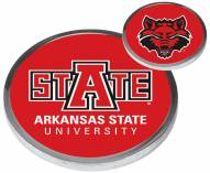 Arkansas State Red Wolves Flip Coin