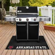 Arkansas State Red Wolves Grill Mat