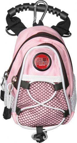 Arkansas State Red Wolves Pink Mini Day Pack