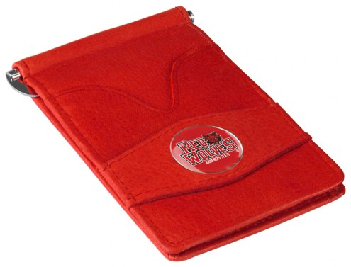 Arkansas State Red Wolves Red Player's Wallet