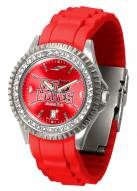 Arkansas State Red Wolves Sparkle Women's Watch