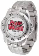 Arkansas State Red Wolves Sport Steel Men's Watch