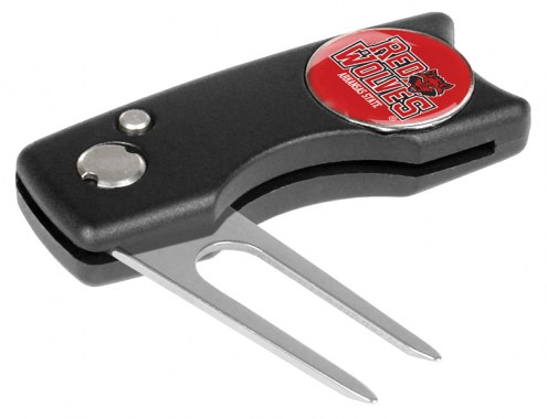 Arkansas State Red Wolves Spring Action Golf Divot Tool