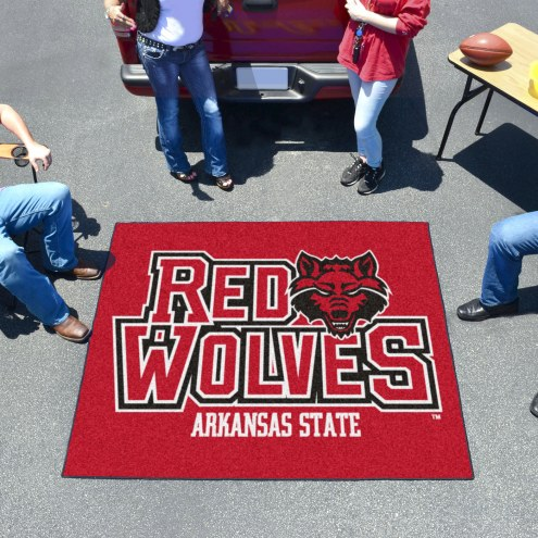 Arkansas State Red Wolves Tailgate Mat