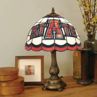 Arkansas State Red Wolves Tiffany Table Lamp