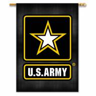 "Army Black Knights 28"" x 40"" Banner"