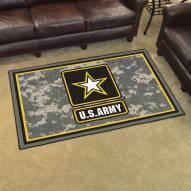 Army Black Knights 4' x 6' Area Rug