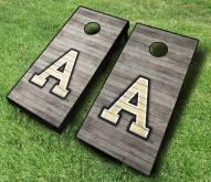 Army Black Knights Cornhole Board Set