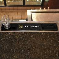 Army Black Knights Bar Mat
