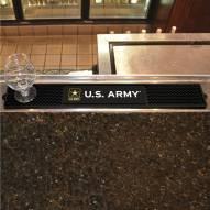 Army Black Knights Bar Mat