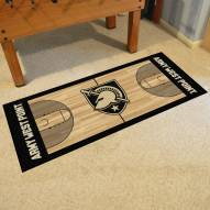 Army Black Knights Basketball Court Runner Rug