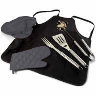 Army Black Knights BBQ Apron Tote Set