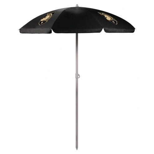 Army Black Knights Beach Umbrella