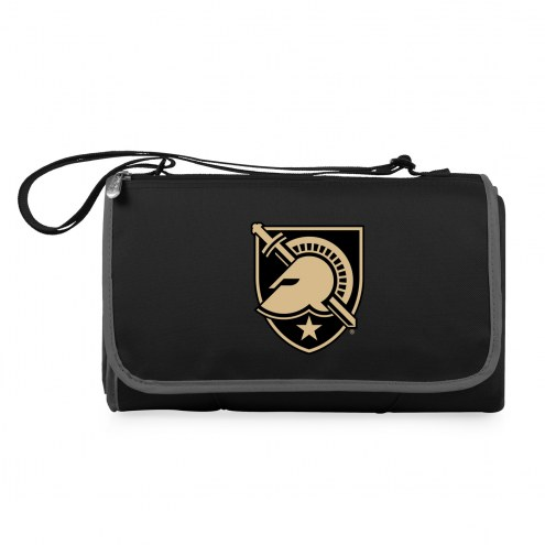 Army Black Knights Black Blanket Tote