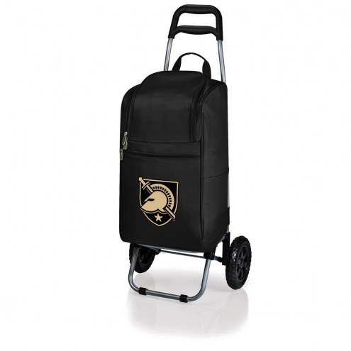 Army Black Knights Black Cart Cooler