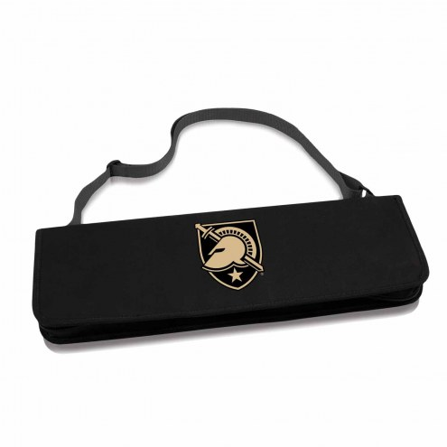 Army Black Knights Black Metro BBQ Set