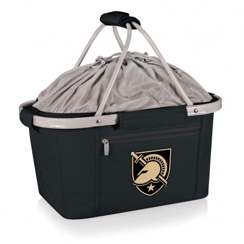 Army Black Knights Black Metro Picnic Basket