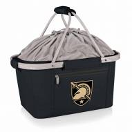 Army Black Knights Black Metro Picnic Basket