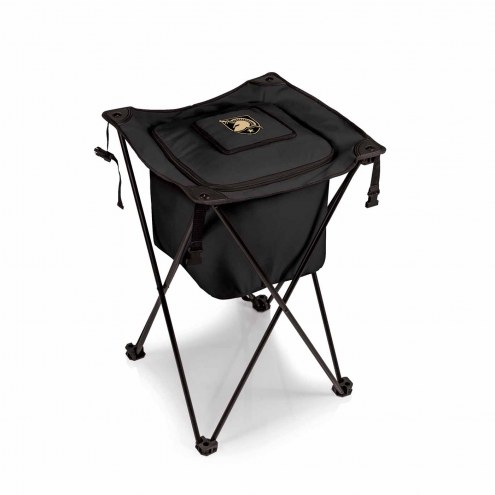 Army Black Knights Black Sidekick Portable Cooler