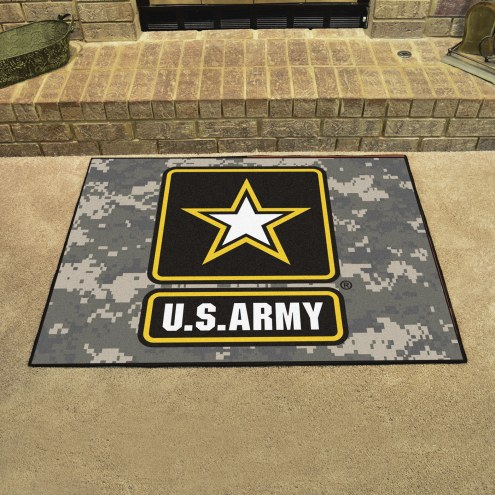 Army Black Knights Camo All-Star Mat