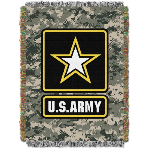 Army Black Knights Throw Blanket