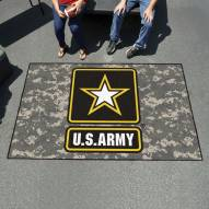 Army Black Knights Camo Ulti-Mat Area Rug