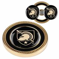 Army Black Knights Challenge Coin with 2 Ball Markers