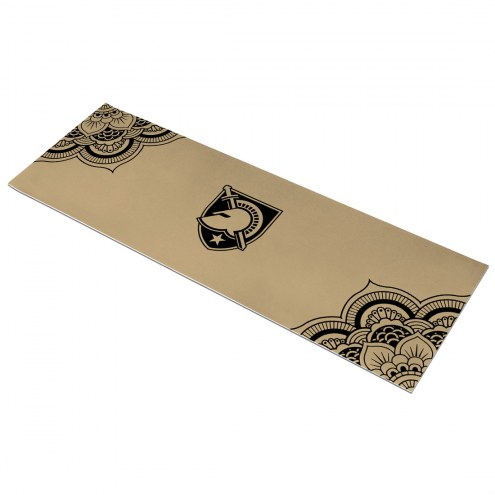 Army Black Knights Color Yoga Mat