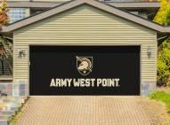 Army Black Knights Double Garage Door Banner