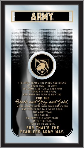Army Black Knights Fight Song Mirror