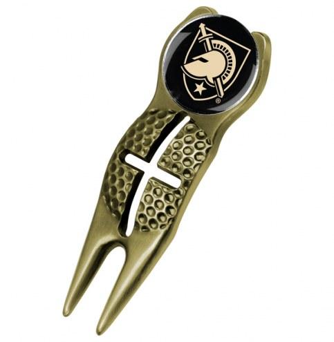 Army Black Knights Gold Crosshairs Divot Tool
